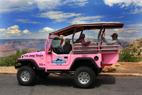 Grand Jeep Tour Grand South Tour With Pink Jeep Upgrade And