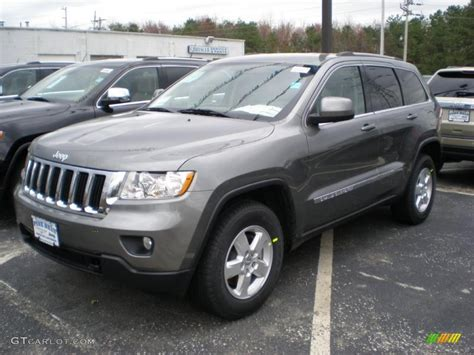 grey jeep grand 2011 mineral gray metallic jeep grand laredo 4x4