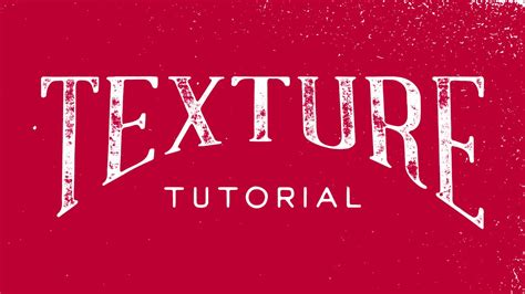 hand lettering tutorial illustrator how to add texture to your hand lettering in illustrator