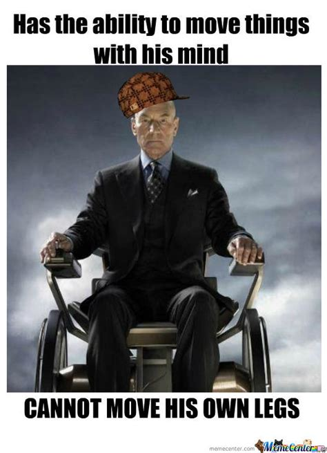 Professor Meme - professor xavier by jdavilacas meme center