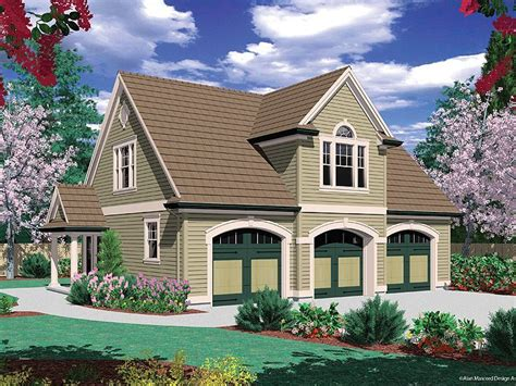 3 bedroom carriage house plans carriage house plan 034g 0012 plans pinterest