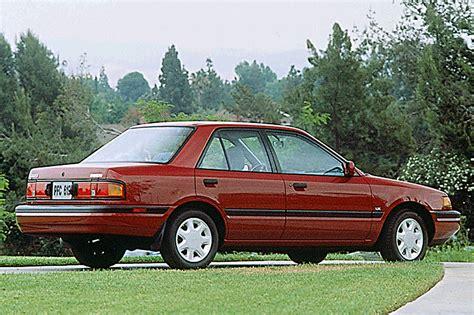 90 mazda protege 1990 94 mazda protege consumer guide auto