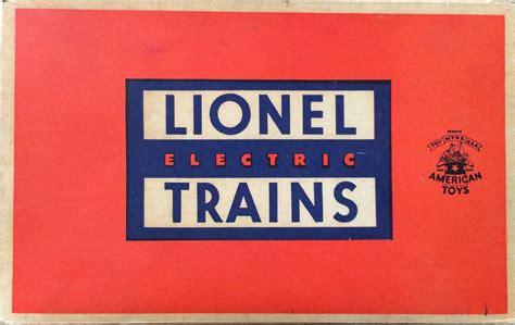 logo catalog lionel corporation