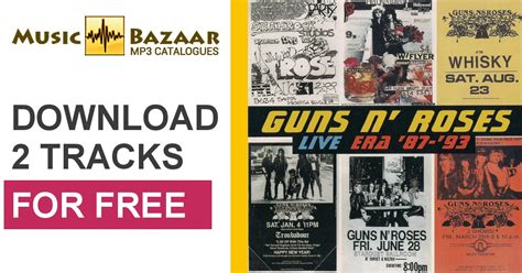 free download mp3 guns n roses yesterdays guns n roses live era 87 93 live guns n roses mp3