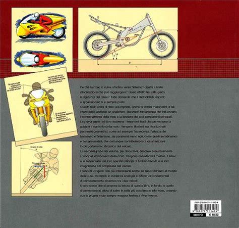 testo motocicletta libro effetto moto dinamica e tecnica della motocicletta