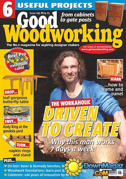 good woodworking june    magazines