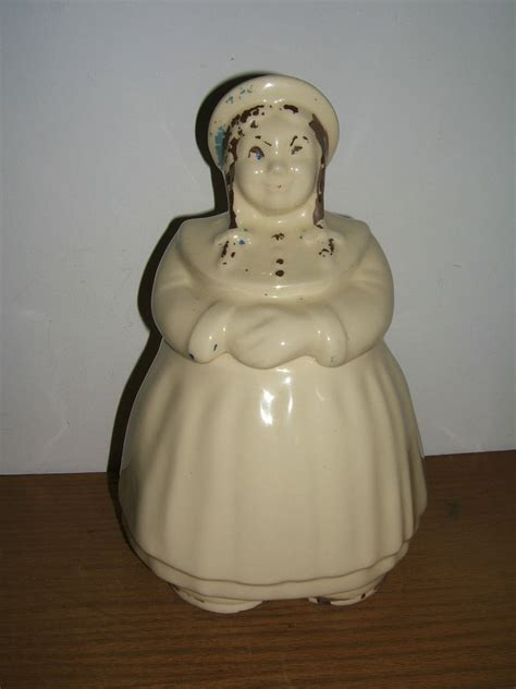 Vintage Kitchen Canister Vintage Marked Usa 1950 S Cookie Jar Marked Ebay