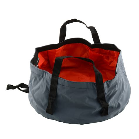 Portable Cing Sink Washing Bag garden portable foldable water outdoor foldable