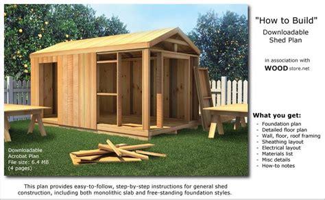 build  storage shed avoiding  biggest mistake shed