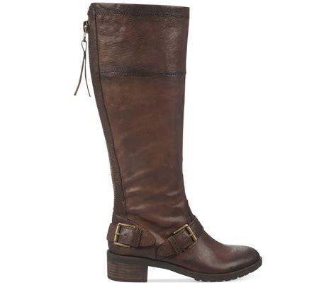 naturalizer macnair wide calf boots s shoes brands