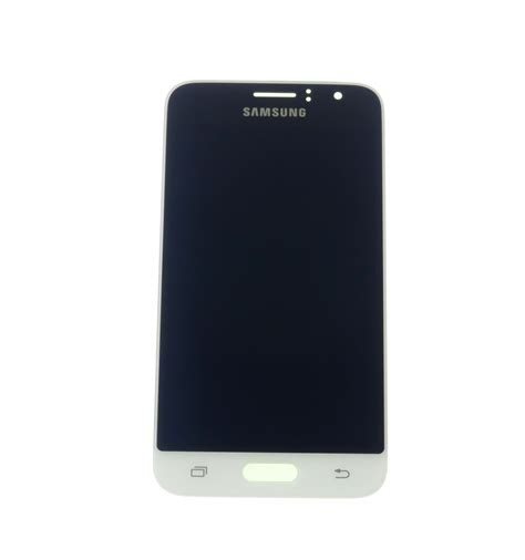 Lcd Samsung J1 2016 J120 Touchscreen Black White Aa lcd touch screen white original for samsung galaxy j1