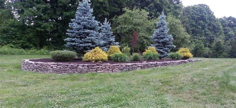 landscaping photos planting with wall atkinson nh d l landscaping llc