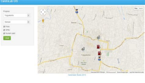 tutorial gis php source code sistem informasi geografis berbasis php