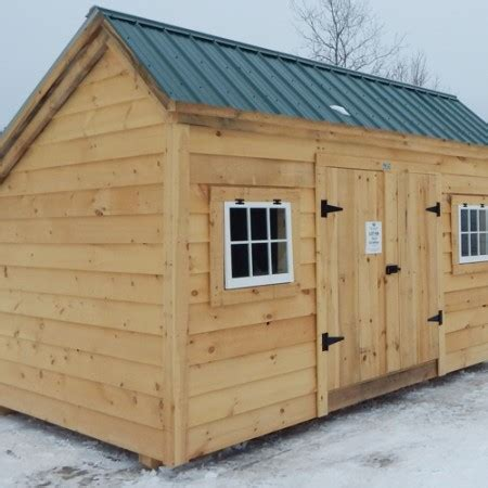 Saltbox Wood Shed by Saltbox Sheds Small Storage Shed Plans Garden Shed Kit