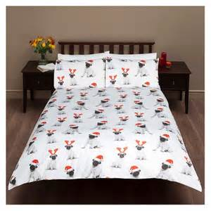 Tesco Nursery Bedding Sets Tesco Novelty Pug Duvet Set King Size Groceries Tesco Groceries