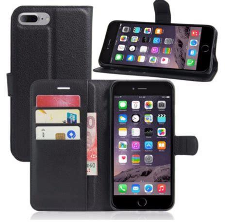 Plain Mobile Iphone 7 7 Plus iphone 7 plus plain book flip cases mobile phone cases