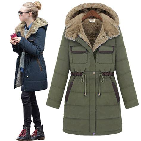 Jaket Winter Winter Coat Jaket Parka 58 winter jacket thicken slim coat medium coat parka plus velvet design sleeve