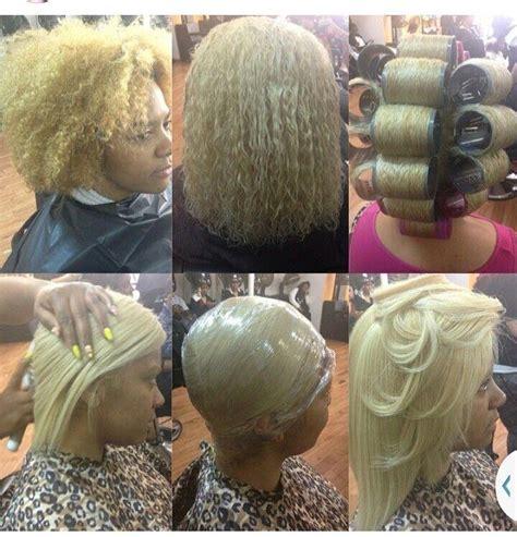 wet set for black hair natural curls roller set black hair information community