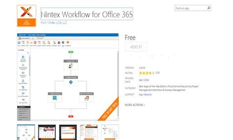 nintex workflow for office 365 install nintex workflows on sharepoint 2013 and office 365