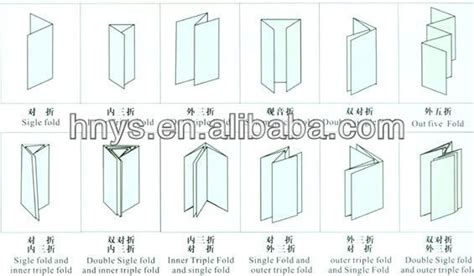 A4 Paper Folding - paper folding machine a3 and a4 size buy paper folding