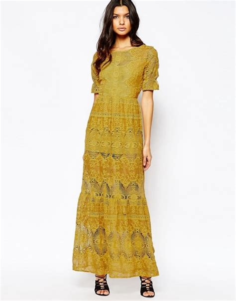 Seina Maxi for and lemons for and lemons maxi dress