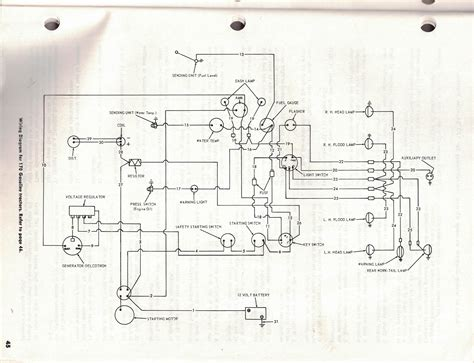allis chalmers d17 electronic ignition wiring diagram