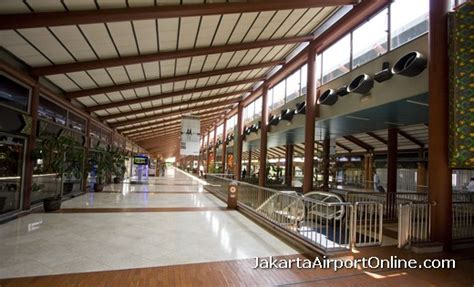 Jakarta Airport Guide ? Jakarta Soekarno Hatta