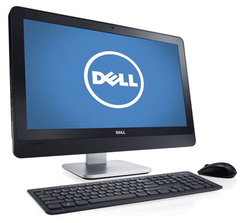 Monitor All In One jual harga dell all in one 2330 lcd 23 inch wide touch