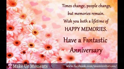 Wedding Anniversary Quote To The Elders Best Happy Anniversary Wishes For