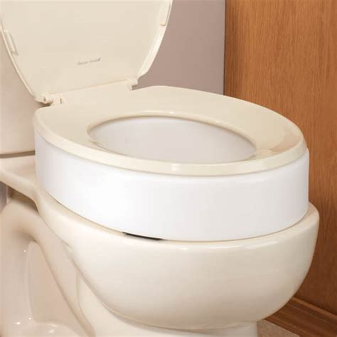 toilet seat riser toilet seat riser elevated toilet seat easy comforts