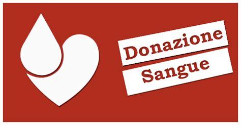 la di sangue giornata della donazione sangue