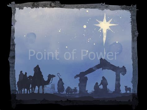 free nativity powerpoint templates best photos of nativity templates free