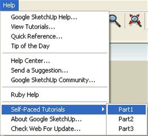 google sketchup self paced tutorial google sketchup una herramienta gratuita para dibujar en