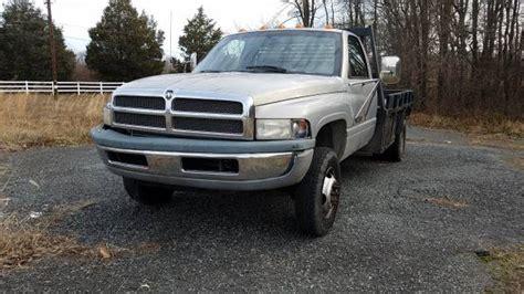 1999 Cummins Dodge Ram 3500 Flat Bed 4700 North East