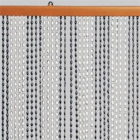 Vorhang Gegen Fliegen by Perlenvorhang Astor Kunststoffperlen 100x200 Cm Beige