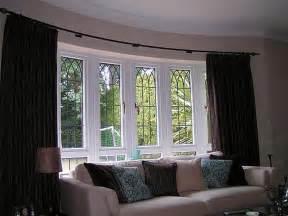 Curtains for bay windows idea 5