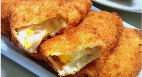 resep risoles ragout ayam wortel simple enak creamy step