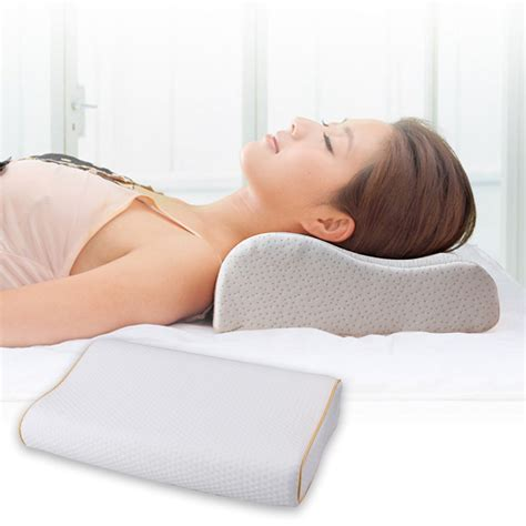 comfortable pillows for neck pain neck pain and pillow