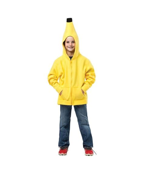 Banana Hodie banana hoodie food costumes