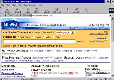 Likecom Searching Visually by Adi 243 S Altavista El Buscador De Los 90