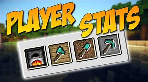 how to mod game center leaderboards player stats mod 1 10 2 1 9 4 9minecraft net