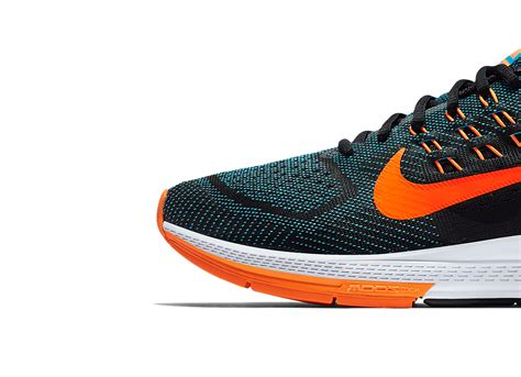 Nike Zoom 43 nike air zoom structure 18 s running shoes blue orange buy it at the keller sports