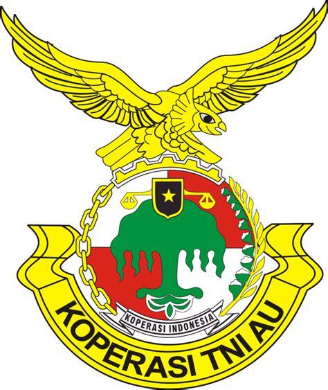 logo koperasi angkatan udara ri kumpulan logo indonesia