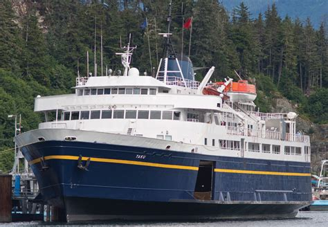 ferry boat juneau alaska journal marine highway system may explore selling