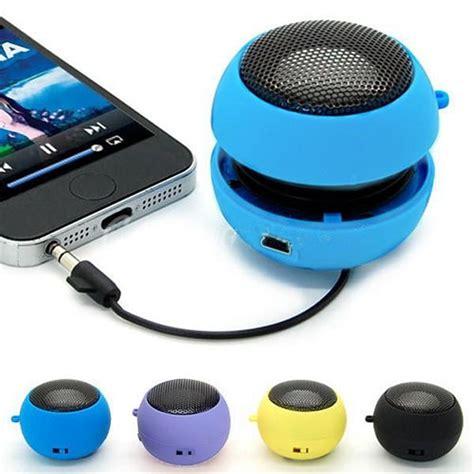Speaker Mini foldable wired mini speaker