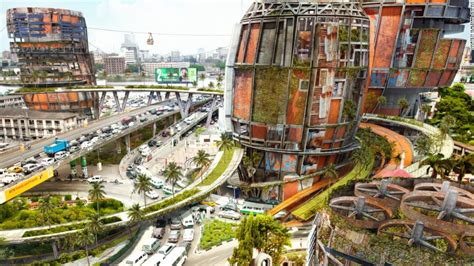 Lagos Nigeria Search Lagos Science Fiction Makeover Shanty Megastructures Cnn