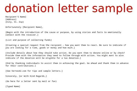 how to write charity letters asking for donations sle fundraising letter donation letters donation letter