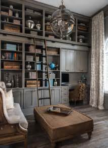 Home Office Library by 28 Dreamy Home Offices With Libraries For Creative Inspiration