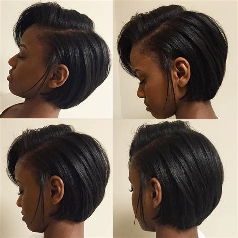 short pressed out hairstyles for black women curlyhair hair blackhair teamnatural on instagram