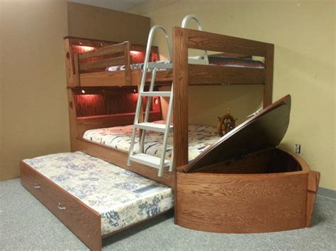 boat bunk bed bunk bed boat theme custom by chris davis